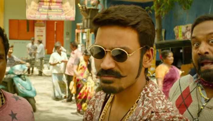 Watch Dhanush's power-packed 'Maari 2' trailer