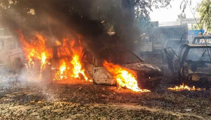 Absconding Bulandshahr violence suspect Yogesh Raj surfaces in video, claims innocence