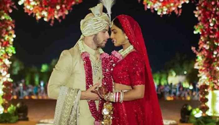 Priyanka Chopra, Nick Jonas exchange rings in this video — And it's beautiful