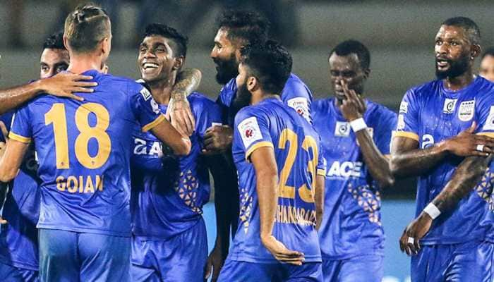 ISL: Mumbai City FC defeat Chennaiyin FC 2-0
