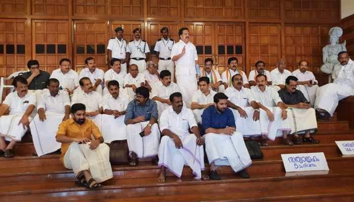 3 UDF MLAs on 'indefinite satyagraha' over Sabarimala issue