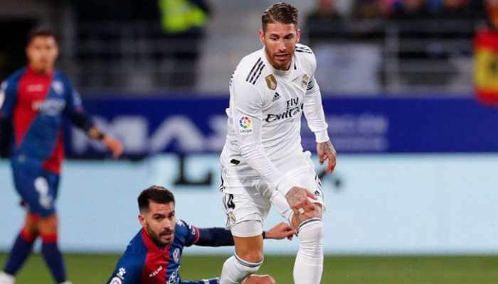 La Liga: Gareth Bale's strike gives Madrid narrow win over struggling Huesca