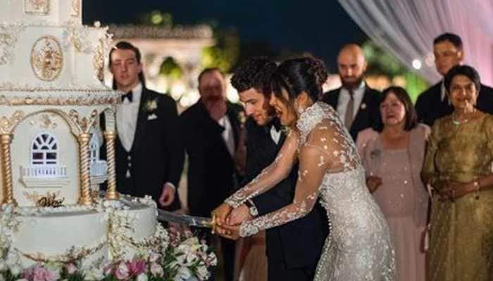 Nick Jonas celebrates one week of marriage with Priyanka Chopra-See pic