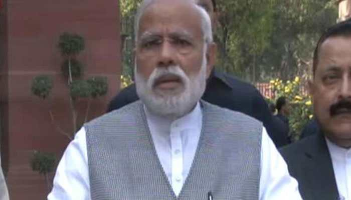At all-party meet, PM Narendra Modi reaches out to Opposition, says ready to discuss all issues