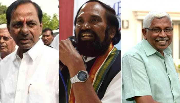 Live Streaming of Telangana Assembly election results 2018 on Zee News: latest updates