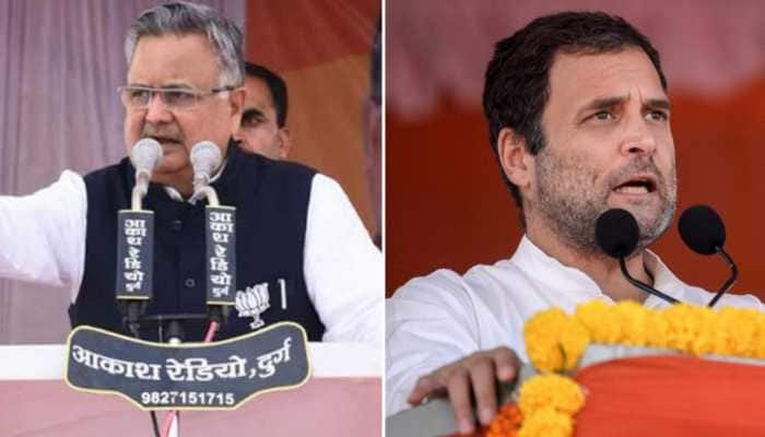 Live Streaming of Chhattisgarh Assembly election results 2018 on Zee News: latest updates