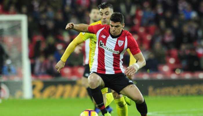 Aritz Aduriz's strike gives Athletic Bilbao first La Liga win since August