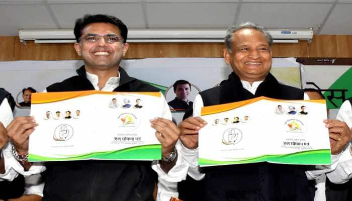 Rajasthan assembly elections 2018: In Congress' celebrations, a factional divide brews