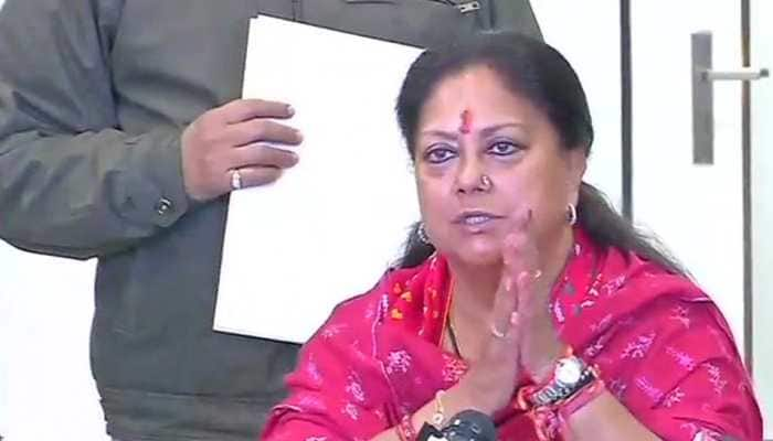 Rajasthan Assembly Elections 2018 results: Congress wins; Vasundhara Raje resigns as CM