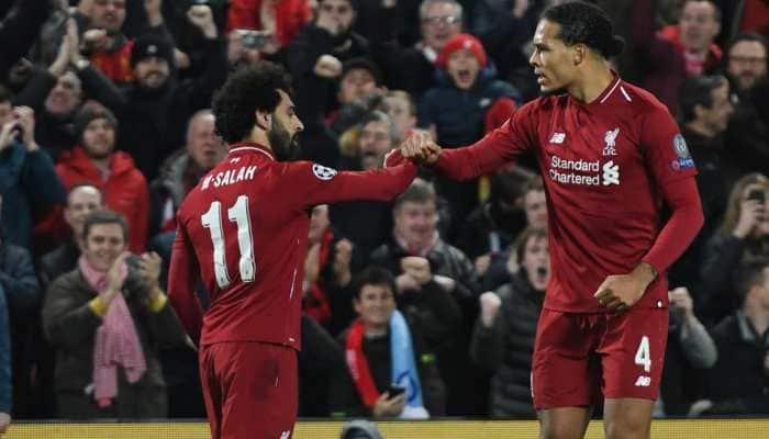 Liverpool made hard work of Napoli, says Virgil Van Dijk