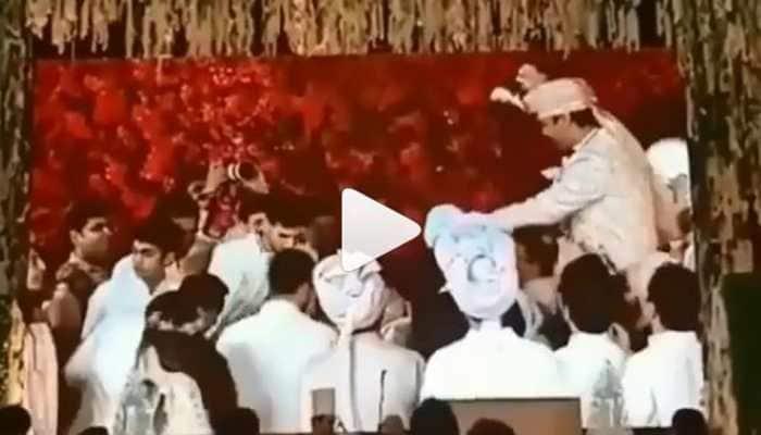 Wedding video of Isha Ambani-Anand Piramal goes viral-Watch