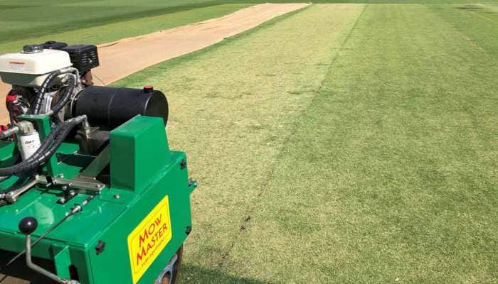 Green top awaits India and Australia in Perth's new Test venue