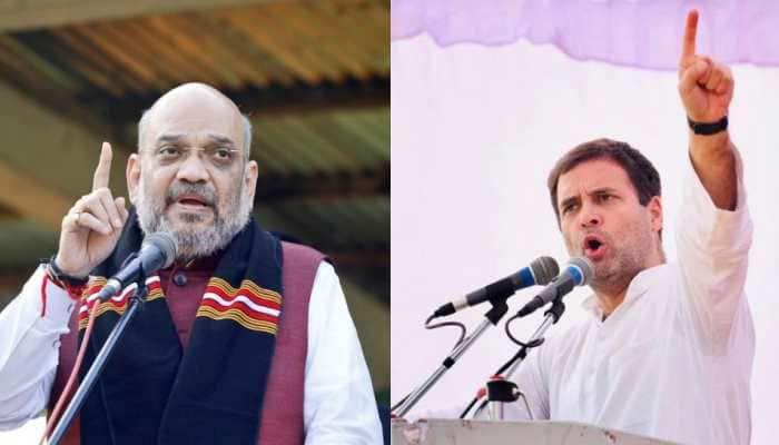 Amit Shah dares Rahul Gandhi for debate on Rafale, seeks apology for 'spreading lies'