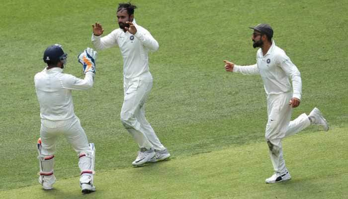 Perth Test: India bounce back but Australia enjoy slight edge after Day 1
