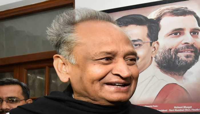Ashok Gehlot, Rajasthan's CM-designate, takes a dig at Vasundhara Raje's governance