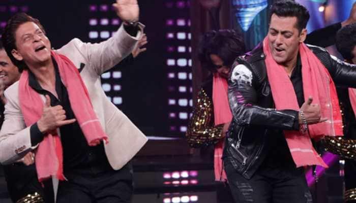 Bigg Boss 12 Weekend ka Vaar preview: Shah Rukh Khan to promote 'Zero' on Salman Khan's show—Pics