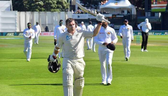 Wellington Test: Tom Latham's double ton puts New Zealand in control against Sri Lanka