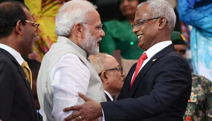 India and Maldives sign 4 agreements, here's the list