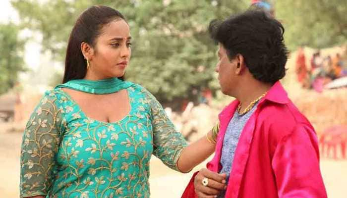 Rani Chatterjee, Ritesh Pandey's Rani Weds Raja fresh stills out — Take a look