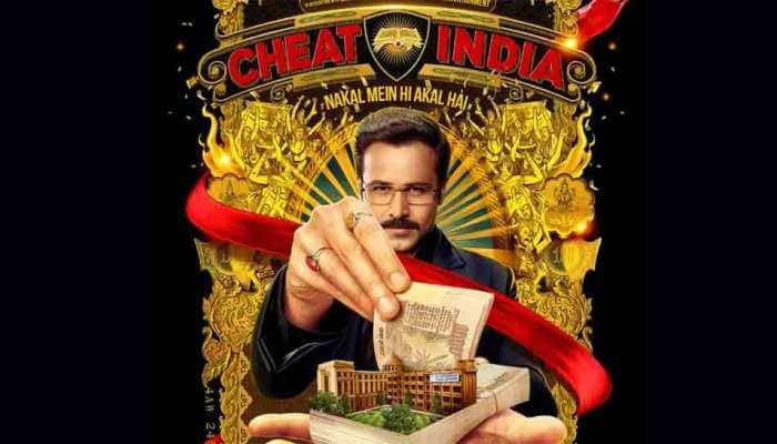 Emraan Hashmi's Cheat India trailer to be attached to Shah Rukh Khan's Zero