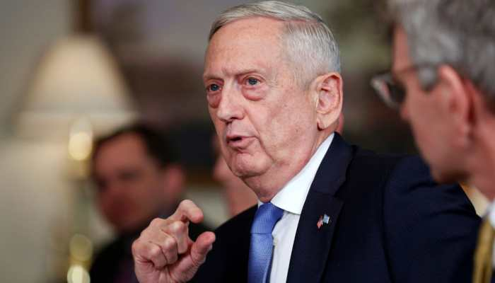 US Defence Secretary Jim Mattis quits after clashing with Donald Trump on policies