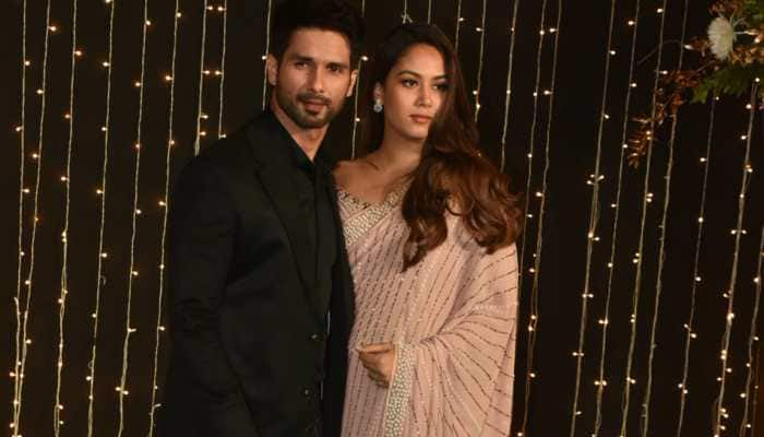 Shahid Kapoor attends ex-girlfriend Priyanka Chopra's wedding reception
