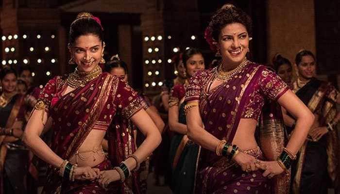 Deepika Padukone, Priyanka Chopra recreate their 'Pinga' moment at the reception-Watch