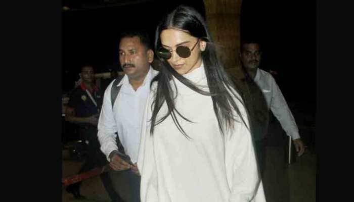 Deepika Padukone leaves for Bengaluru after attending Priyanka Chopra-Nick Jonas' reception