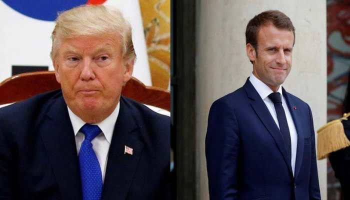 Ally France slams Donald Trump for decision to pull troops out of Syria