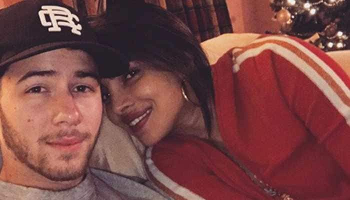 Priyanka Chopra and Nick Jonas celebrate their first Christmas post-wedding—Pics