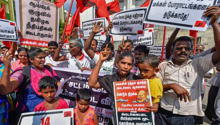 Who gave order to issue weapons: CBI seeks documents to probe anti-Sterlite protests case