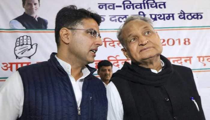 Ashok Gehlot reverses Vasundhara Raje's order; national emblem to replace Deen Dayal Upadhyay logo on govt docs