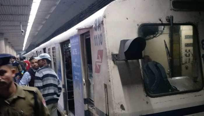 Fire breaks out onboard Kolkata metro, 16 passengers injured