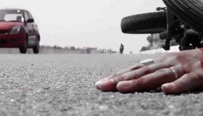 Two killed, 6 injured in road accident in Shahjahanpur