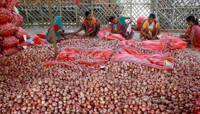 Prabhu seeks more funds from FinMin to increase incentives on onion exports