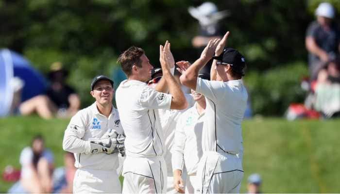 New Zealand on brink of second Test win against Sri Lanka