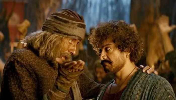 Aamir Khan starrer Thug of Hindostan falls flat at Box Office in China