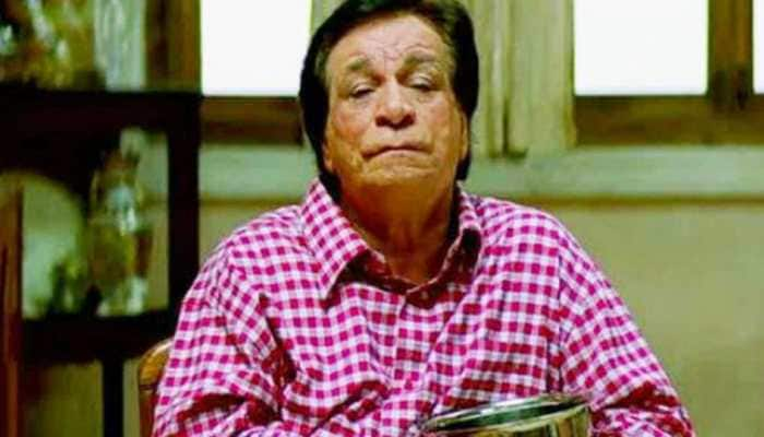 Kader Khan is in hospital: Son quashes death rumours