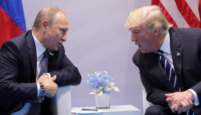 Putin tells Trump that Moscow is open for dialogue
