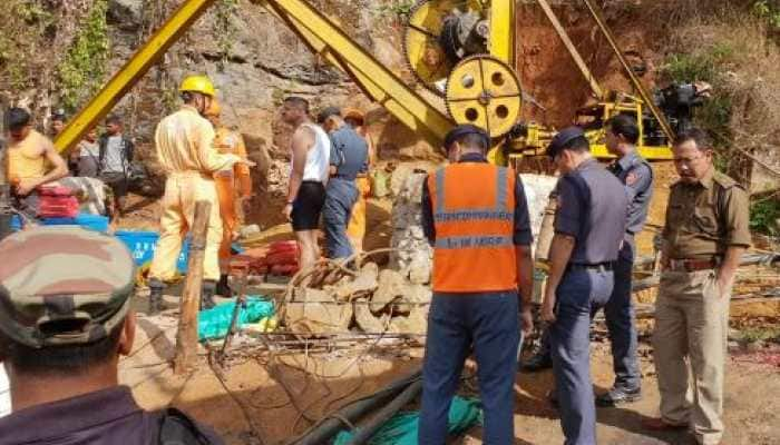 Meghalaya miners rescue ops update, Day 21: Navy, NDRF divers to measure water level afresh