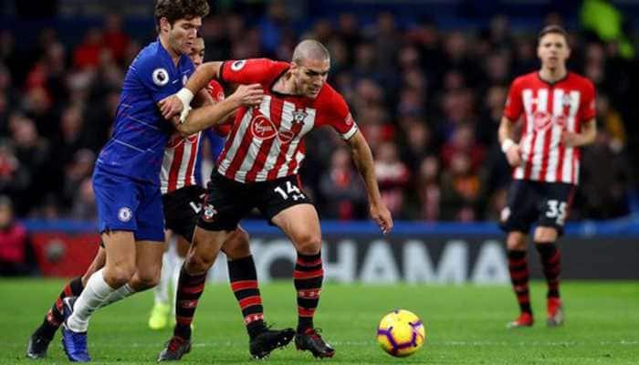 EPL: Southampton earn point against Chelsea in goalless draw