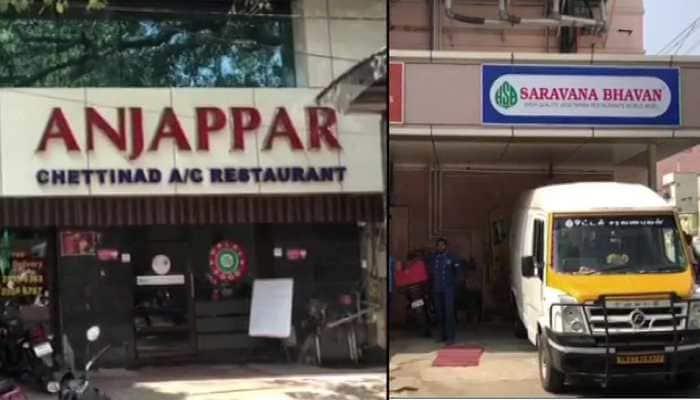 IT raids at Saravana Bhavan and 3 other popular food chain groups in Chennai
