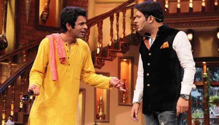 Sunil Grover skipped Kapil Sharma's wedding reception and the latter 'missed him' – See inside