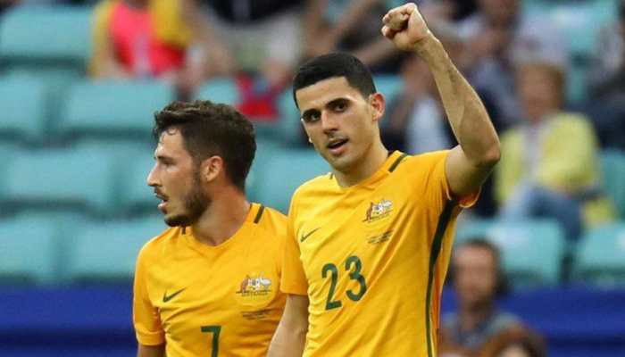 Australia coach Graham Arnold backs Rogic to make Asian Cup impact