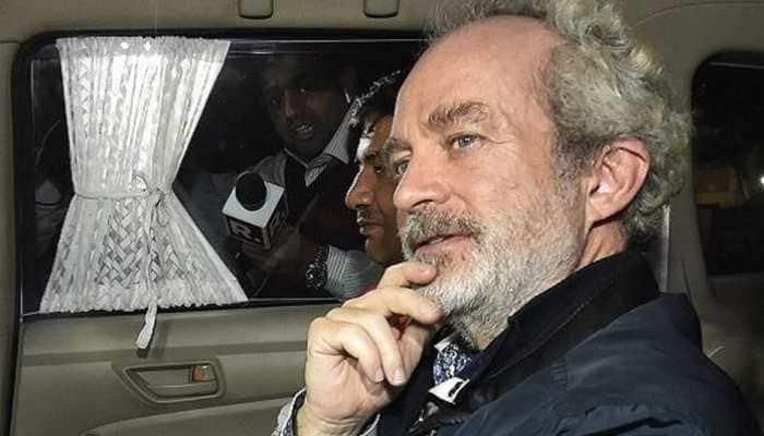 AgustaWestland case 'middleman' Christian Michel sent to judicial custody till February 26