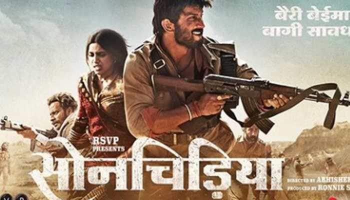 Sushant Singh Rajput's 'Sonchiriya' trailer to be out on this date—See inside