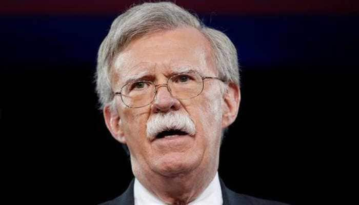 John Bolton says Turkey must not attack Kurdish fighters once US leaves Syria