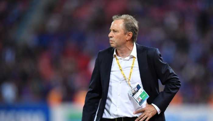 Thailand sack coach Milovan Rajevac after Asian Cup defeat to India