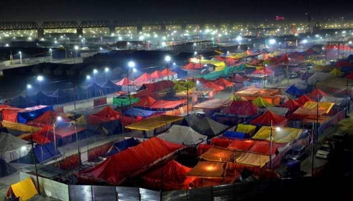 Prayagraj gets world's largest temporary city for grand Kumbh Mela 2019