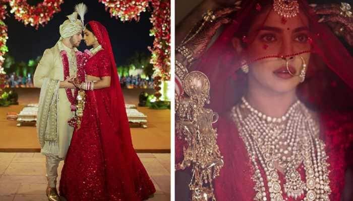 Priyanka Chopra's unseen wedding pics prove she looked stunning as a desi bride—See photos